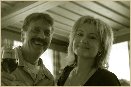 Ruedi und Carmen Rothenbühler
